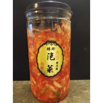 招牌泡菜(韓式)600g/缶裝