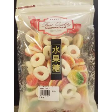 水果糖300g/袋裝