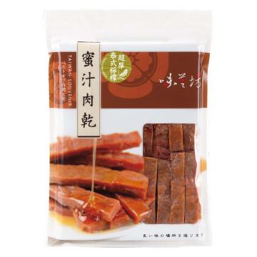 【味芝坊】㊔ 超厚肉乾-黑胡椒