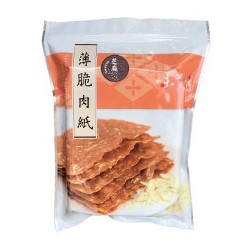 【味芝坊】㊔ 肉片酥-芝麻