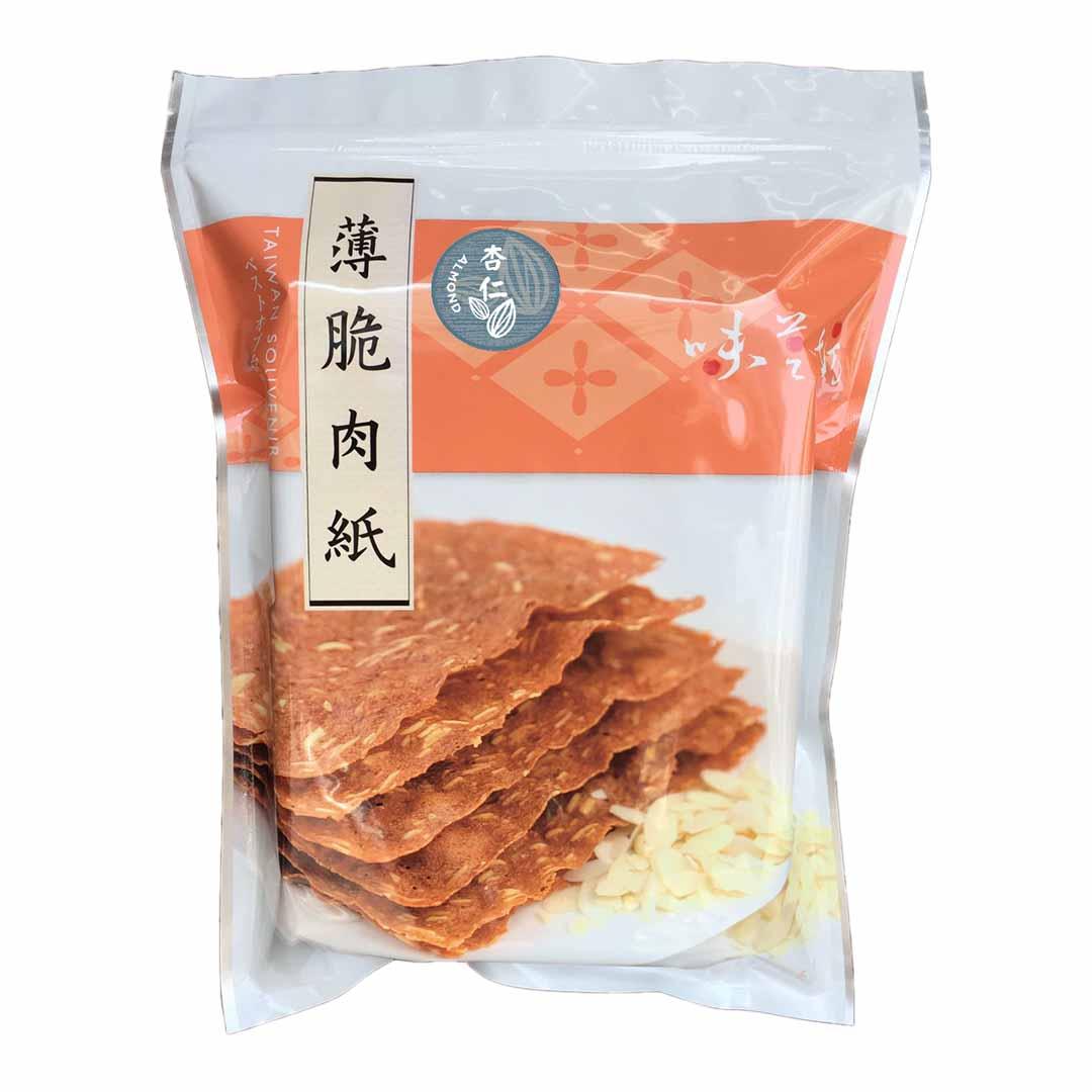【味芝坊】㊔ 肉紙-杏仁