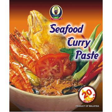 南洋風 海鮮咖哩醬汁