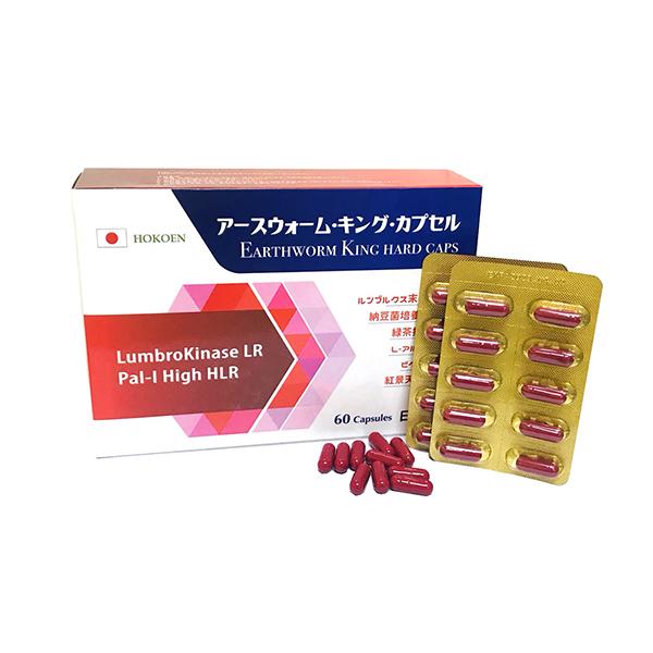 芳香園金蚯膠囊 60T/盒