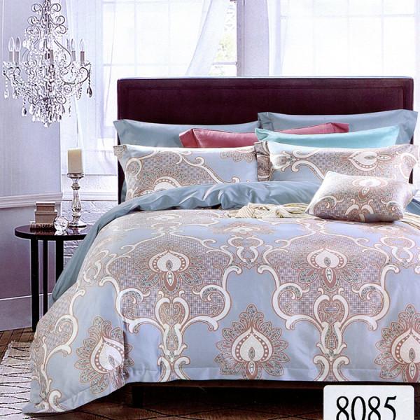 80支頂級匹馬棉 瑪格麗特 床包四件組
