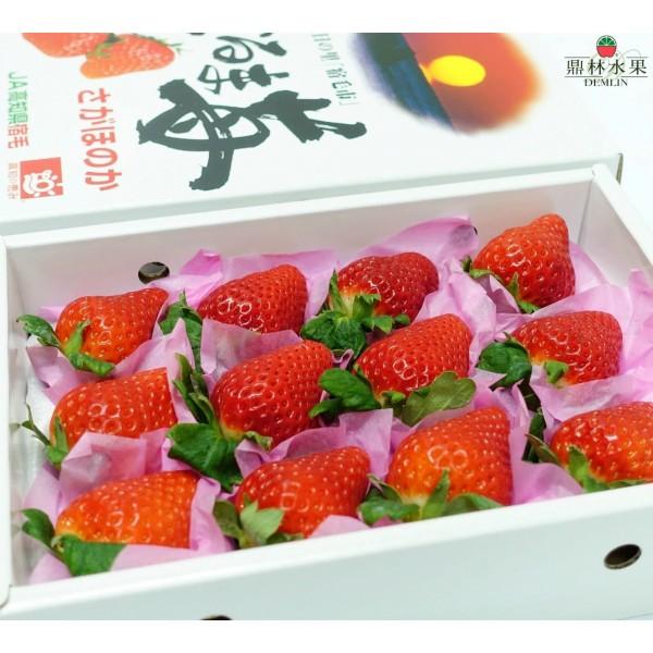 日本高知草莓