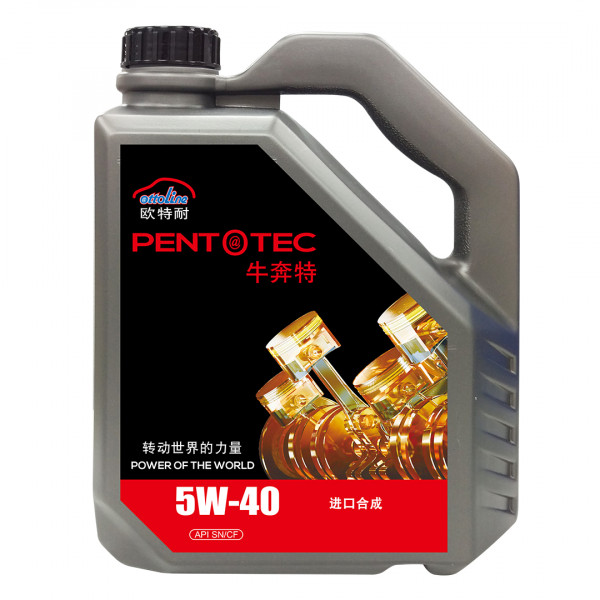 OTTOLINE PENTOTEC 5W40 SN/CF Synthetic Car Engine oil