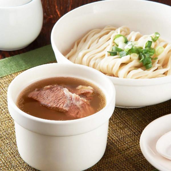 清燉牛盅麵(粗麵/細麵)