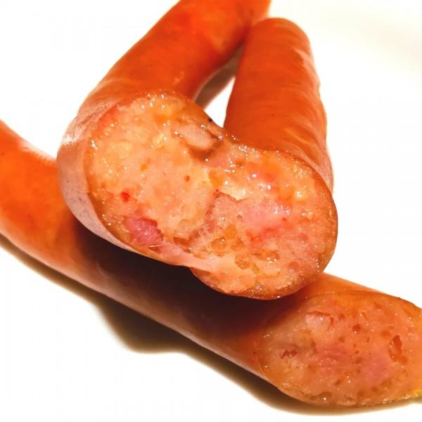 德式飛魚卵香腸(5支裝)
