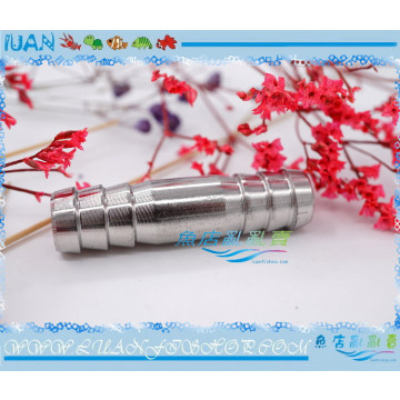 LUAN金屬304不銹鋼12/16mm水管軟管延伸連接頭/串接(倒扣式設計)