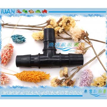 LUANFISHOP精選16/22mm水管軟管專用連接分流用T型3通