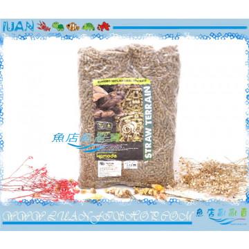 英國komodo科魔多-麥稈墊屑6L(兩棲爬蟲)木屑底床/原生墊材(低粉塵)