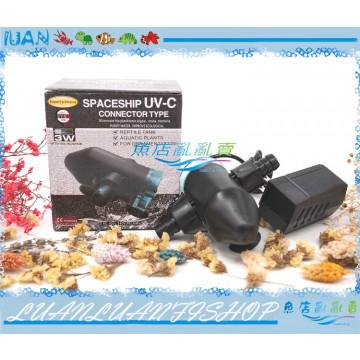 Expert`s Choice外接式UV殺菌燈3W除藻活動殺菌.抑制藻類(淡、海水缸皆可)