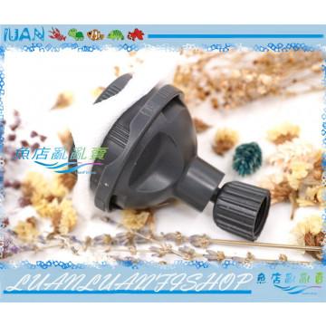 台灣Crab aqua小螃蟹-造浪馬達專用磁鐵式吸盤(單顆)旋轉支撐桿固定架