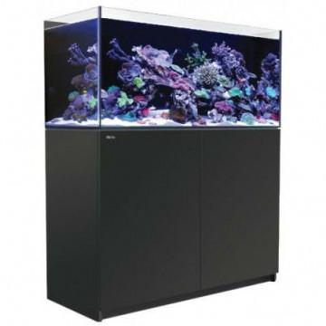 Red Sea紅海REEFER 350海水超白玻璃套缸120X50X53cm(黑色)底部過濾