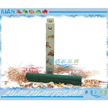 維益特WEIYITER兩棲爬蟲RP0022仿草皮綠色絨毛寵物保潔抗菌地毯30x30cm墊材1入