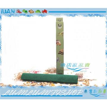 維益特WEIYITER兩棲爬蟲RP0023仿草皮綠色絨毛寵物保潔抗菌地毯30x45cm墊材1入