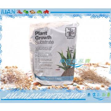 丹麥Tropica水草大師P-613水草專業成長基肥2.5L水草營養底床砂(3kg)