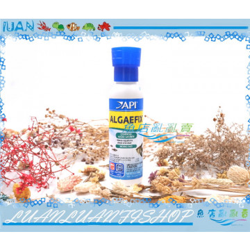 D164美國API魚博士ALGAEFIX藻類清除劑118ml除藻劑(青苔.絲藻.黑毛藻)