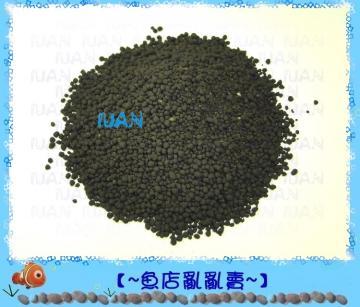 日本原裝進口五G牌黑土/水草缸底床營養底床(活性底床) 2KG粗顆粒(太陽草最愛)