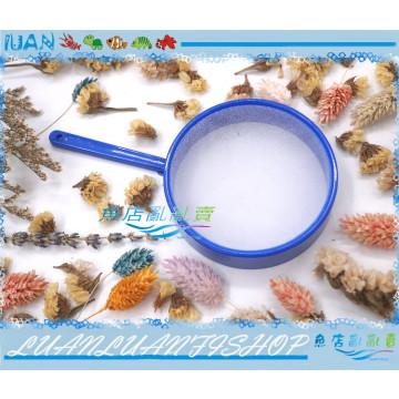 餌料生物撈網9cm豐年蝦卵80目塑膠濾網(另有300目.200目)不破撈網