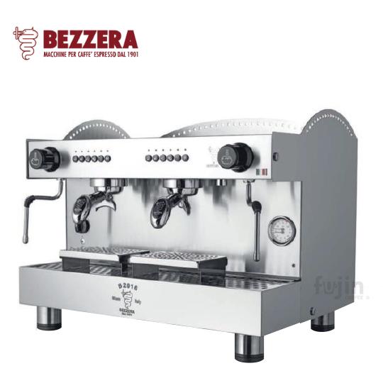 BEZZERA B2016 DE2 2GR 雙孔營業用 半自動咖啡機