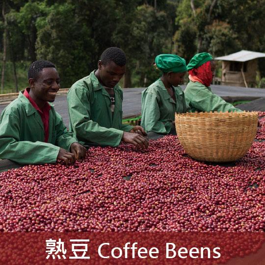 衣索比亞 日曬古吉G1 罕貝拉莊園 單一農場 單層慢速乾燥【Alaka】158批次(極淺焙1)