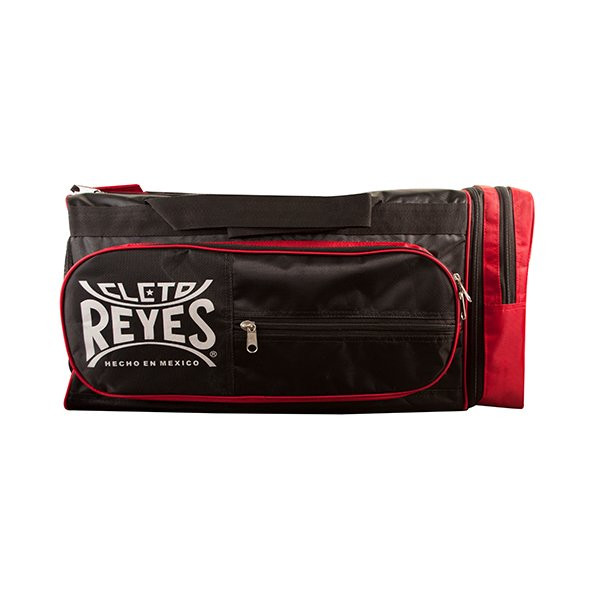 CLETO REYES 運動旅行袋 - 紅/黑 - C101