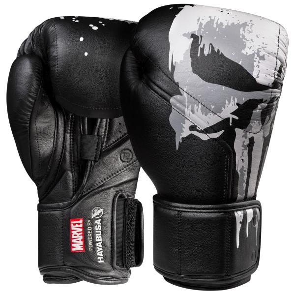 HAYABUSA 漫威英雄系列 專業拳擊手套 - 制裁者 -MBG-TP-12