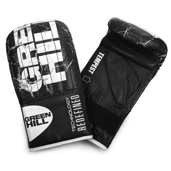 GREENHILL 風暴系列 專業沙袋拳套 - 黑 - PMT-2112