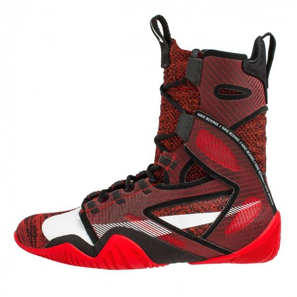 NIKE HYPERKO 2.0 高筒拳擊鞋 - 紅底白勾 - CI2953-606