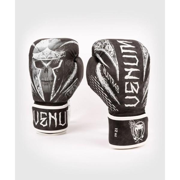 VENUM 羅馬角鬥士 4.0 專業拳擊手套 - 黑 - EU-04145-108