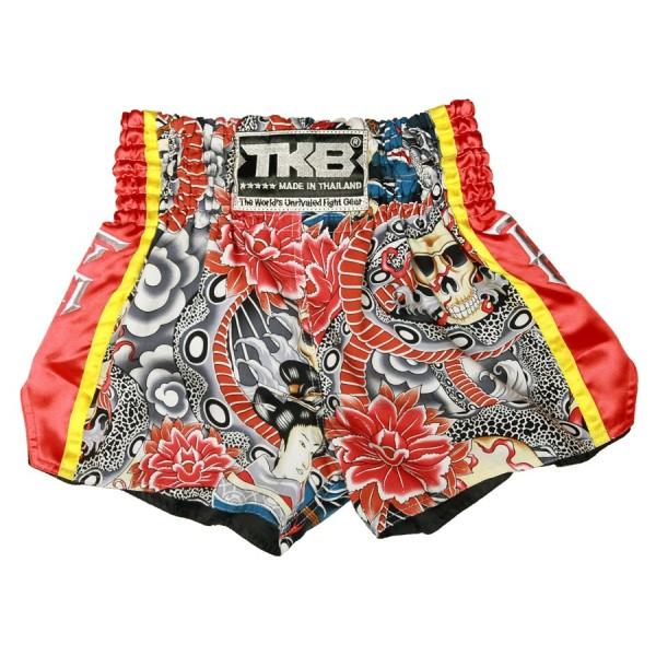 TOP KING 專業泰拳褲 日本浮世繪 - TKTBS-206