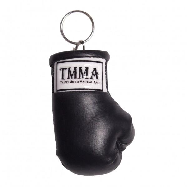 【TMMA限定】經典LOGO 迷你拳套鑰匙圈 - 黑 - TMMA KR SCO-001