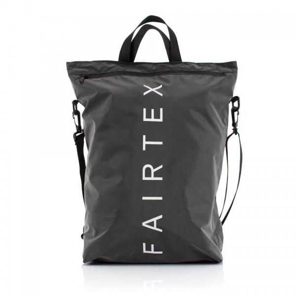 FAIRTEX 超輕兩用 後背/單肩包 - 黑 - BAG12
