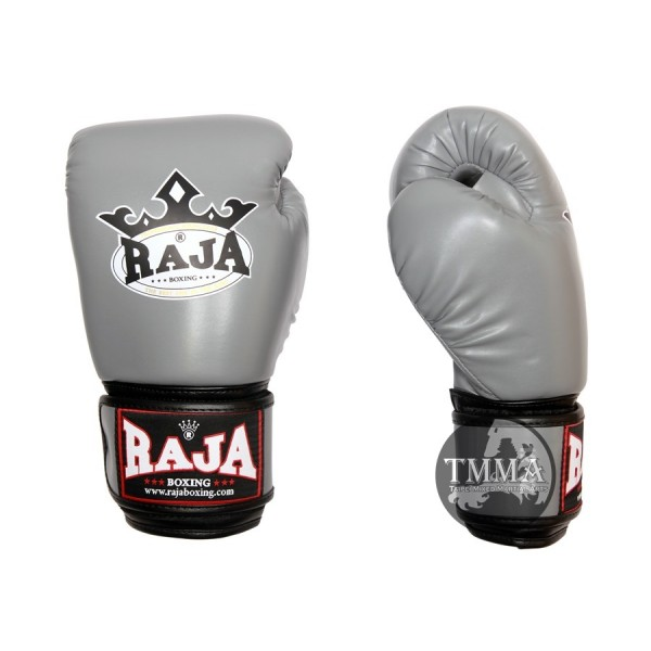 RAJA 經典系列 拳擊手套 - 灰 -RBGV-1-SM-GR