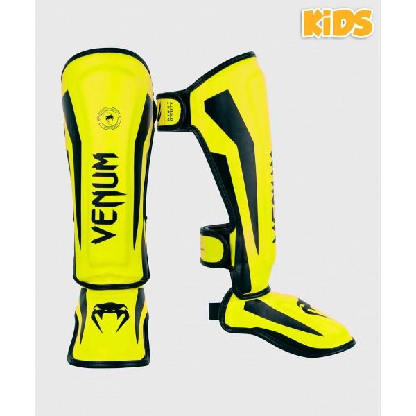 VENUM 菁英戰士系列 兒童護腳脛 - 螢光黃 - EU-03235-014
