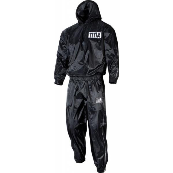 TITLE 專業訓練排汗衣 - 黑 - TSS