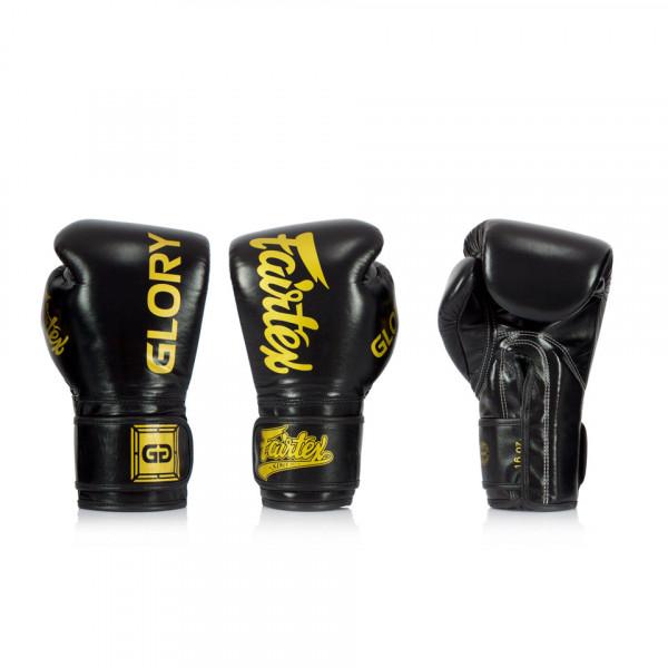 Fairtex X Glory Kickboxing 限量聯名款 - 黑 - BGVG1