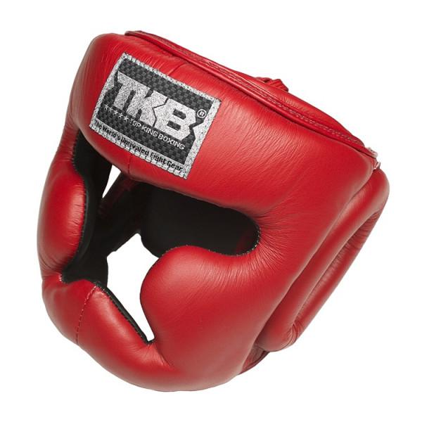 TOP KING 專業頭盔 - 黑、白、紅、藍 - TK HG TC