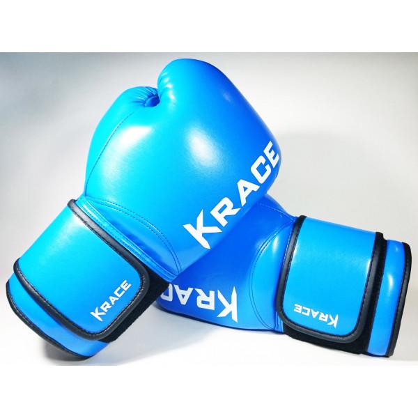 KRACE 專業拳擊手套 - 藍 - Q10-S1607