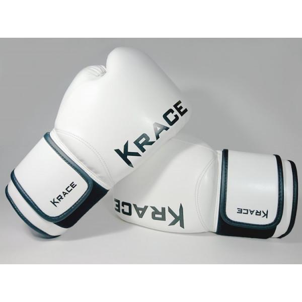 KRACE 專業拳擊手套 - 白 - Q4-S1801