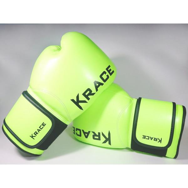 KRACE 專業拳擊手套 - 綠 - Q10-S1607