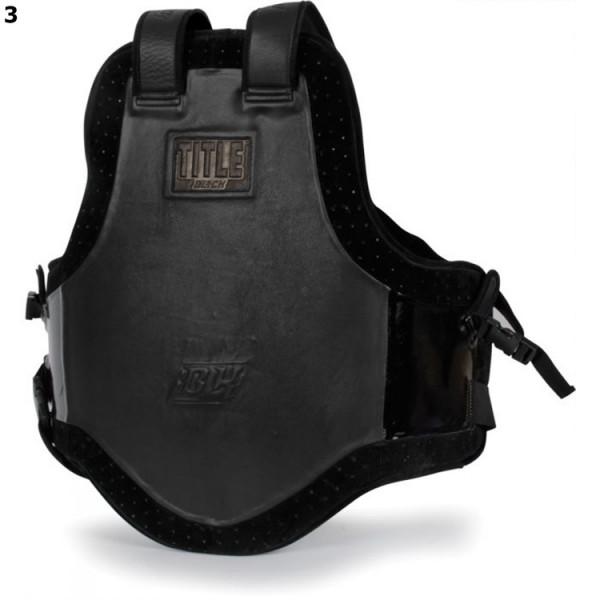 TITLE 專業訓練護胸 - 黑 - BKPBP