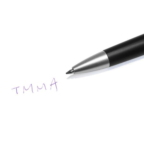 【TMMA限定】經典LOGO 霧面黑中性原子筆 - TD-178