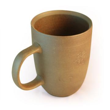 老岩泥墨藏茶杯罐