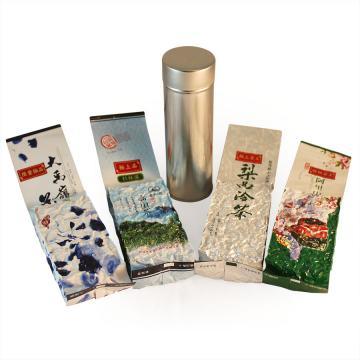 梨山金萱茶(50g入罐)手工茶點禮盒