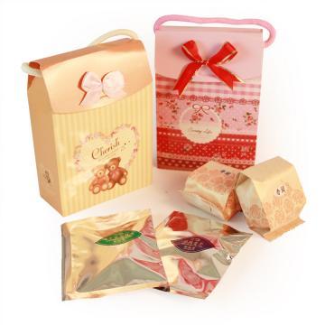 三角茶包袋裝/九種口味--新純香特製三角立體茶包