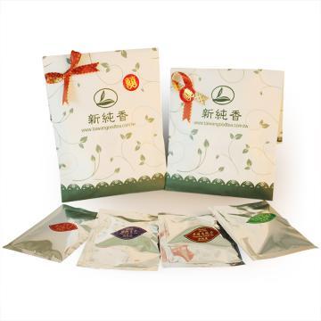 高山茶系列-經典四方罐雙入禮盒