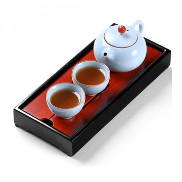 三文魚泡茶組