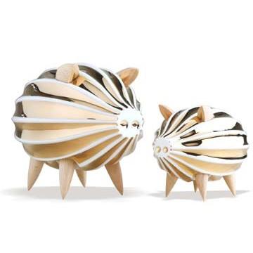 幸福大豬  存錢筒